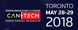 Techlaw logo with event date